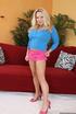 big boobed blonde pink