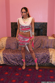 petite brunette high heels