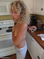 nasty blonde milf pink