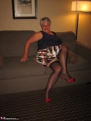 granny with massive tits