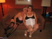 two lesbian grannies love