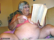 gorgeous elderly blonde soft