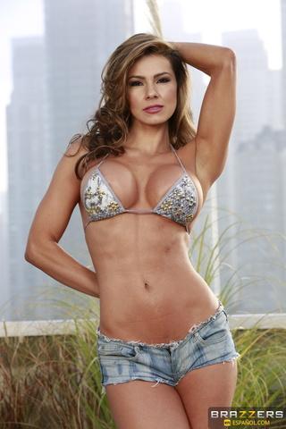 latina huge tits high