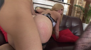 This blonde moans as she's fucked from b - XXX Dessert - Picture 7