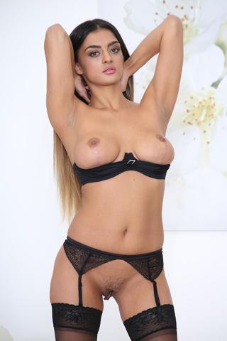 sexy latina hungry huge