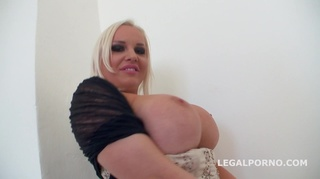 huge boobed slut ass