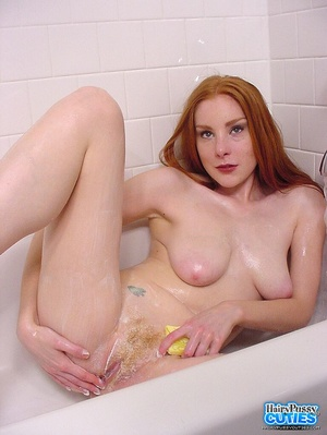Creamy shapely gold hair beauty washes s - XXX Dessert - Picture 3