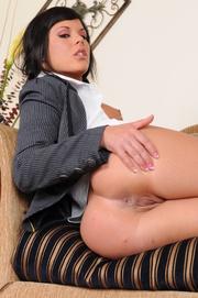 Sexig Latina analsex