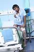 tall ebony nurse white
