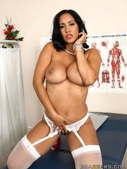 hot latina milf white