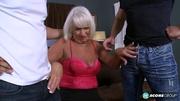 grey head granny pink
