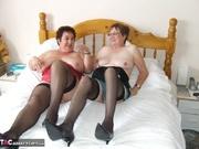 naughty grannies peel off