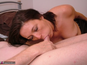Hot babe teases a horny stud with her lu - XXX Dessert - Picture 8