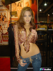 sizzling hot chicks pose