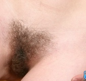 Young harlots taking off their undies on a cam and showing their hairy