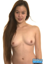 small tits asian with