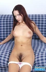 busty brunette white peignoir