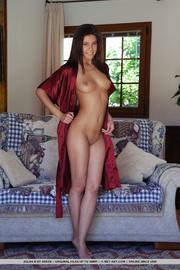 big tits brunette sheds