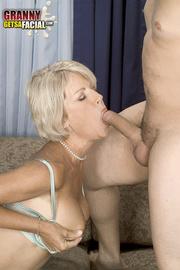 tasty blonde mum brown