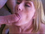 luscious milf with steaming