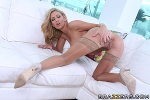 Cockhungry milf gets caught sucking her  - XXX Dessert - Picture 9