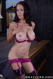 horny housewife gets her