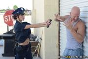 slutty cop gets her