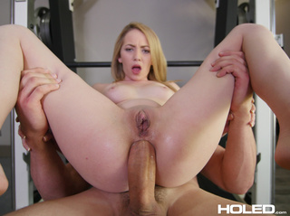blondie takes hard fuck