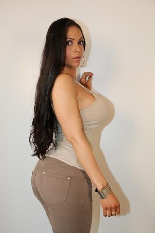 fat ass brunette huge
