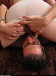 69-ing action with brunette