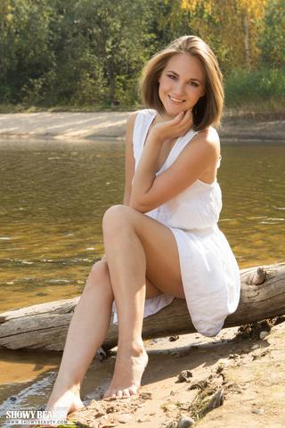 gorgeous hottie white dress