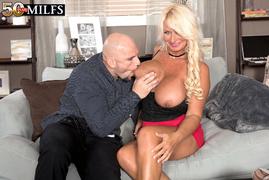 ass, massive tits, milf, tits