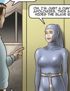 Guy has a hard time choosing a female slave.Slave Fair Year Three By Erenisch