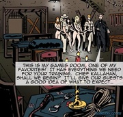 the slave girl team