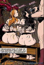 redhead and her slave
