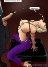 Nipple clips blonde gets to taste her master's jizz.Total Control 3 By