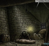 A closer look into the creep's medieval sex dungeon.Creepy By Slasher
