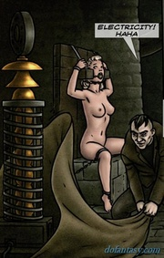 medieval creep about torture