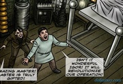 perverse scientist about experiment