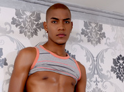 latin young man hugexblackcockxx