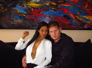 white,latin couple jeniferbangs like