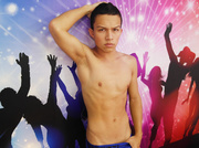 latin young gay dancertyler