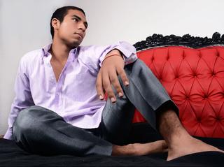 latin gay eddylewis striptease