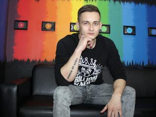 white young gay jakerush