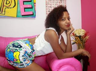 latin teen black hair
