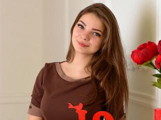 teen brown hair big