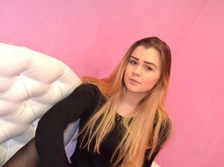 teen blonde hair nice