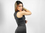 latin girl with nice