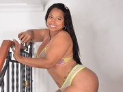 latin milf with black