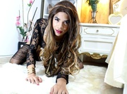 latin young transgender ivankjones